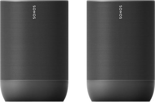 Sonos Move Lot de 2 Noir Main Image