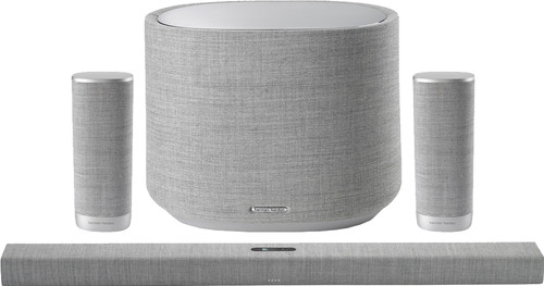 Harman Kardon Citation Bar 5.1 + Surround Set + Sub Grijs Main Image