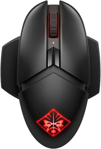 HP Omen Photon Draadloze Muis Zwart Main Image