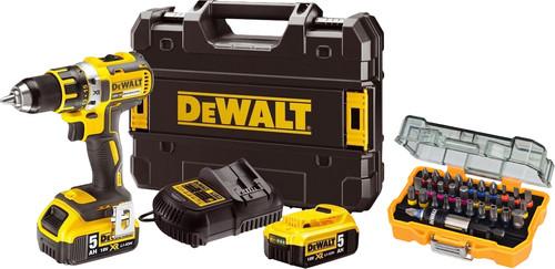 DeWalt DCD791P2 + 32-delige bitset Main Image