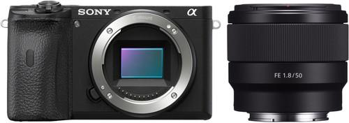 Sony Alpha A6600 + 50mm f/1.8 Main Image
