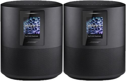 Bose Home Speaker 500 Duo Pack Zwart Main Image
