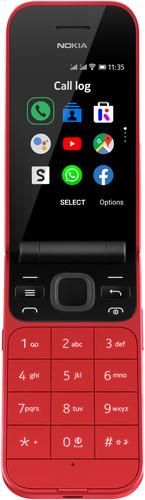 Nokia 2720 Flip Rood Main Image