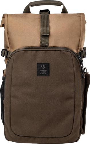 Tenba Fulton Backpack 10L Brown Main Image