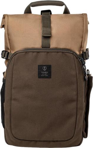 Tenba Fulton Backpack 14L Brown Main Image