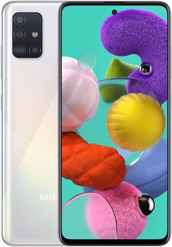 Samsung Galaxy A51 128 GB Wit Main Image