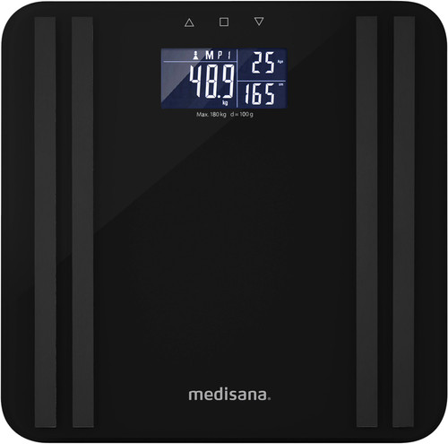 Medisana BS 465 zwart Main Image