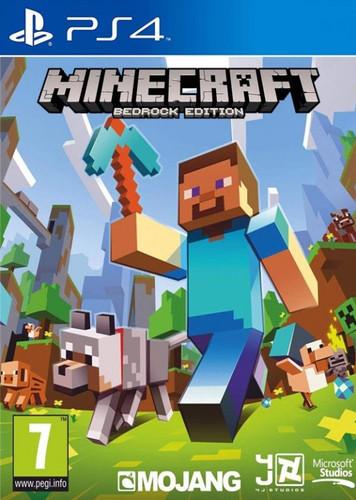 Sony Minecraft: Bedrock Edition - PS4 Main Image