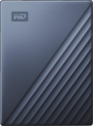 WD My Passport for Mac Type C 2TB Blauw Main Image