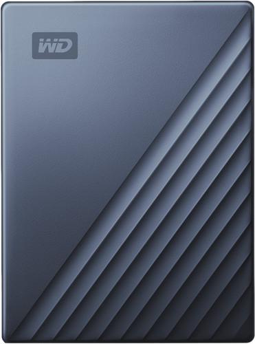 WD My Passport for Mac 4TB Type C Blue Main Image