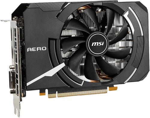 MSI GeForce GTX 1660 SUPER AERO ITX OC Main Image
