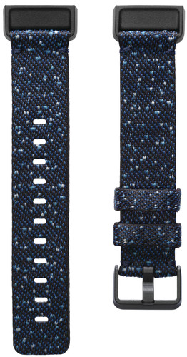 Fitbit Charge 4 Nylon Strap Midnight Size S Main Image