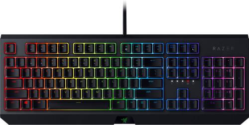 Razer BlackWidow Clavier Gamer Green Switch AZERTY Main Image