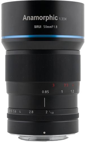 Sirui 50 mm f/1,8 Anamorphic Monture Fujifilm X Main Image