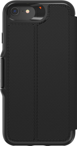 Gear4 Oxford Eco Apple iPhone SE 2/8/7/6/6s Book Case Black Main Image