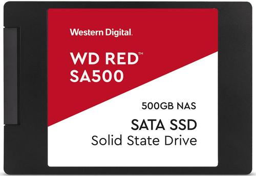 WD Red SA500 SATA SSD 2,5 inch 500GB Main Image