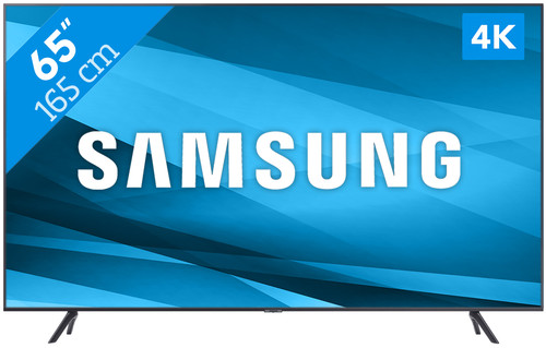 Samsung Crystal UHD 65TU7100 (2020) Main Image