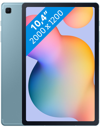 Samsung Galaxy Tab S6 Lite 128GB Wifi + 4G Blue Main Image