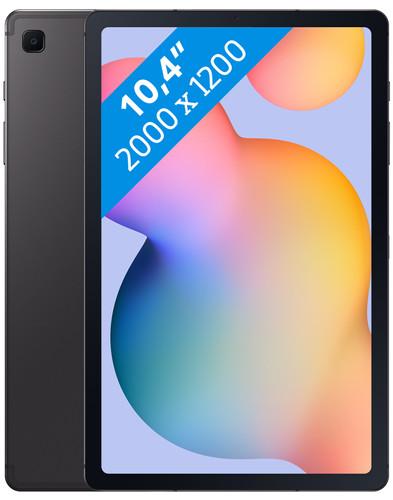 Samsung Galaxy Tab S6 Lite 64 GB Wifi Grijs Main Image