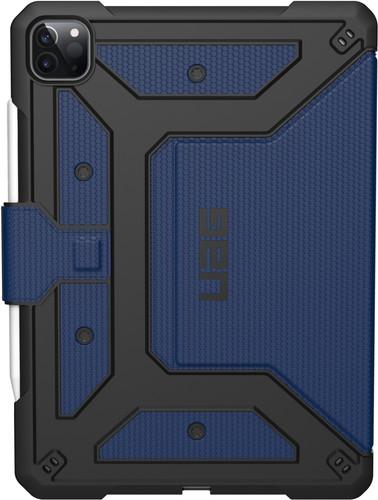 UAG Metropolis Apple iPad Pro 12,9 inch (2020) Book Case Blauw Main Image