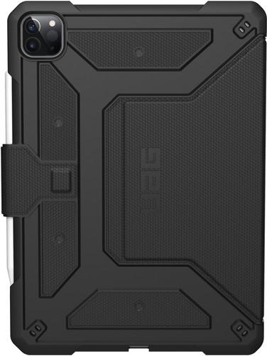 UAG Metropolis Apple iPad Pro 12,9 pouces (2020) Book Case Noir Main Image
