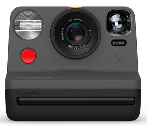 Polaroid Now Zwart Main Image
