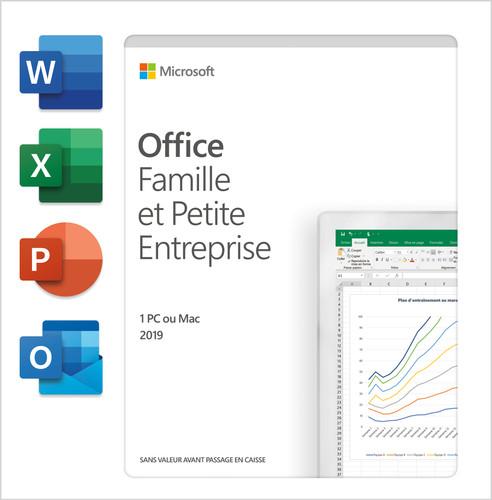 Microsoft Office 2019 FR Famille et Petite Entreprise Main Image