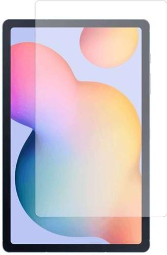 Just in Case Samsung Galaxy Tab S6 Lite Protège-écran Verre Main Image