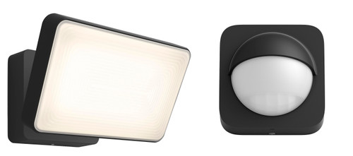 Philips Hue Welcome Floodlight Buiten + Bewegingssensor Main Image