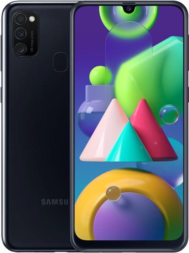 Samsung Galaxy M21 64GB Zwart Main Image