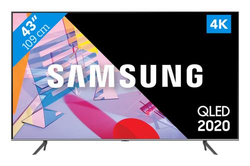 Samsung QLED 43Q64T (2020) Main Image