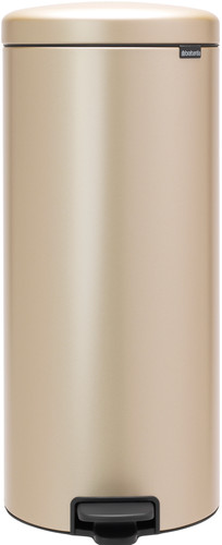 Brabantia NewIcon Pedaalemmer 30 Liter Champagne Main Image