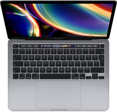 "Apple MacBook Pro 13"" (2020) MXK32FN/A Space Gray AZERTY Main Image"