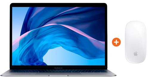 Apple MacBook Air (2020) MWTJ2FN/A Space Gray AZERTY+ Magic Mouse 2 Main Image