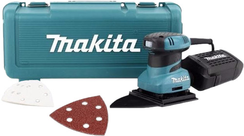 Sanding package - Makita BO4565K + Sanding paper set Main Image