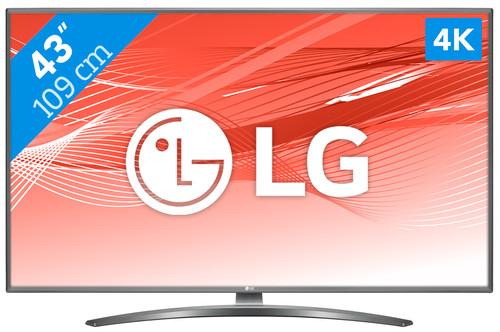 LG 43UN81006LB (2020) Main Image