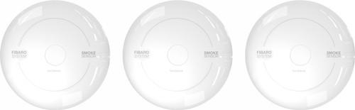 Fibaro Smoke Sensor (Werkt met Toon) 3-Pack Main Image
