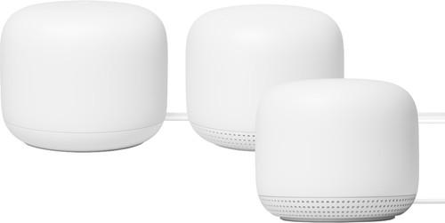 Google Nest Wifi Wit Multiroom wifi 3-Pack Main Image