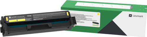 Lexmark C3220 Toner Jaune (Programme de retour) Main Image