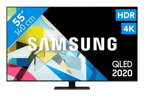 Samsung QLED 55Q80T (2020) Main Image