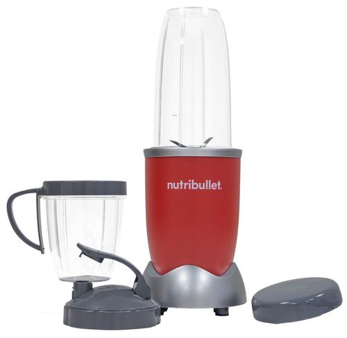 NutriBullet Pro Red Main Image