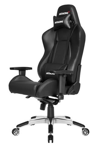 AKRacing Gaming Chair Master Premium - Carbone / Noir Main Image