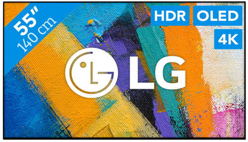 LG OLED55GX6LA (2020) Main Image