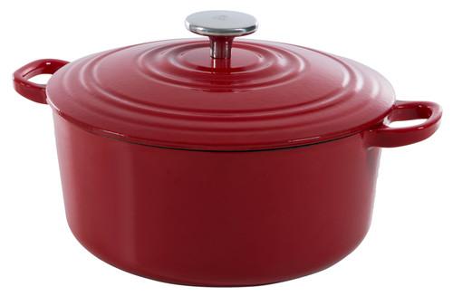 BK Bourgogne Cocotte 28 cm Chili Red Main Image