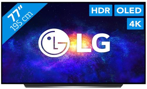 LG OLED77CX6LA (2020) Main Image