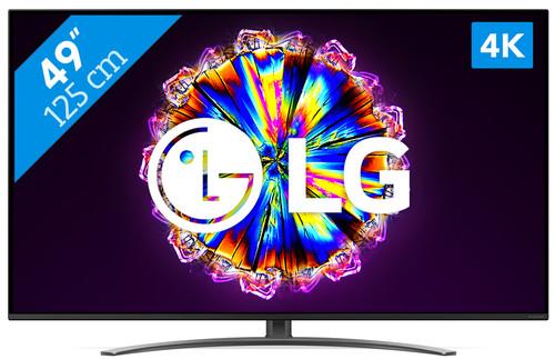 LG 49NANO816NA (2020) Main Image