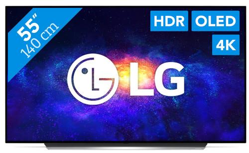 LG OLED55CX6LA (2020) Main Image