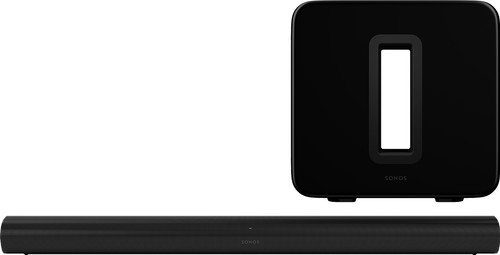 Sonos Arc 3.1 + Sub G3 Noir Main Image