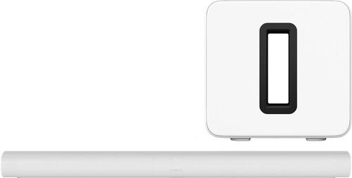 Sonos Arc 3.1 + Sub G3 Blanc Main Image