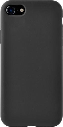 Azuri Apple iPhone SE 2/8/7/6/6s Back Cover Silicone Black Main Image
